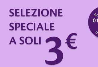 Selezione a €3