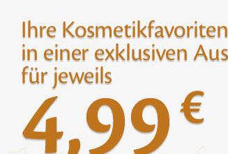 Produktauswahl für 4,99 €