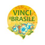 logo concorso Vinci il Brasile