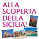 logo concorso alla scoperta della Sicilia!