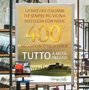 Da oltre 40 anni PROTAGONISTI DI UNA VERA STORIA ITALIANA.