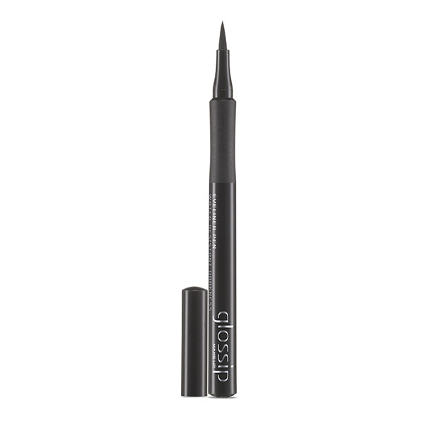 Eye liner pen water resistant darkness   all day long