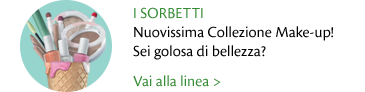 Make-up - Sorbetti