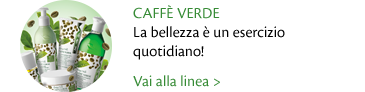 Bagno e Corpo - Caffe verde
