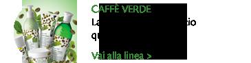 Bagno e Corpo - Caffe verde