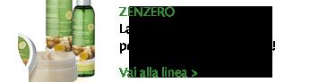 Capelli - zenzero