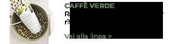 Bagno e Corpo - caffè verde'