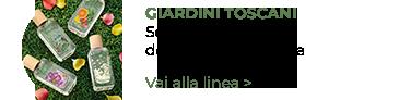 Profumi - Giardini Toscani
