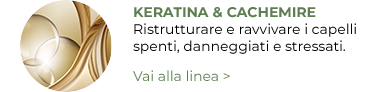 Capelli - keratina e cachemire