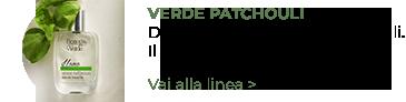 Uomo - Verde Patchouli