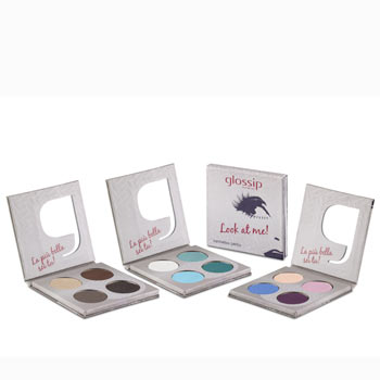 Silky eyeshadow palette